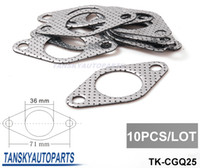 Wholesale Tansky WASTEGATE GASKET FIT FOR TIAL DUMP TUBE MM MM HOLE PIPE TURBO DOWN PIPE EXHAUST TK CGQ25