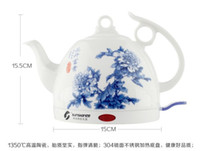 Wholesale Ceramic electric kettle off automatically teapot insulation