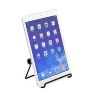 adjustable desktop stand - New Arrival iRULU Portable Folding Adjustable Desktop Stand Holder For quot Tablet PC For iPad Phablet