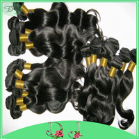 asian hair weave - Asian women Unprocessed body wave hair Malaysian human hair weave bundles g factory outlet price DHL faster shipping