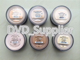Wholesale Makeup minerals Foundation Fairly Light Medium Beige Mineral Veil Medium Tan Fair Light