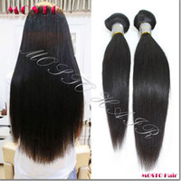 human braiding hair - 50 off Natrual Hair Peruvian Brazilian Hair Weaves Straight Hair Weaves Braiding Hair Extensions Human Hair Weave MOSTO HAIR