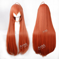 Cheap cosplay wig new COS wig anime game character models pink hair straight dazecabelo humano