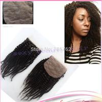 Cheap silk top lace closure Best silk base closure