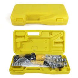 Wholesale 8 Ton hot Hydraulic Wire Terminal Crimper Battery Cable Lug Crimping Tool