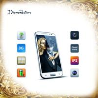 Wholesale Hot iNew i7000 quad core inch G RAM G ROM MTK6589 x pixels Cell Phone DHL Free