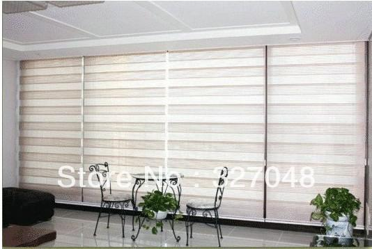 2017 Popular Zebra Blinds/Korean Curtains/Double Layer Roller ...