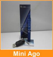 Single Multi  Mini AGO Portable Vaporizer Pen Dry Herb atomizer Wax Vaporizer Electronic Cigarette Vapor Cigarettes Via DHL
