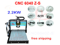Wholesale CNC engraver Z S KW with limit switch upgraded from Z S65J and Z S80 cnc milling machine