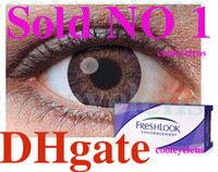 Wholesale EMS Best Price pairs Freshlook Contact lenses Color Contact Tones colors EYE
