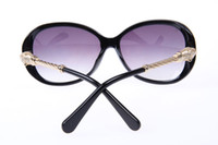 Cheap Ladies Sunglasses CR 0130S Sunglasses In Black Gold free shipping