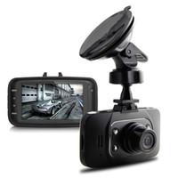 Wholesale GS800L quot inch P HD Car DVR Degree LCD TFT screen Car Dash Camera Video Recorder Built in G sensor Car Camcorder Ship From USA