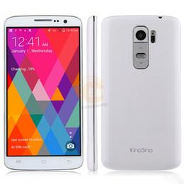 Wholesale Original Kingsing S2 Smartphone MTK6582 Quad Core inch Android QHD x540 IPS GB GB Heart Rate Sensor GPS G Unlocked Cell Phones