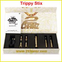 Cheap Trippy Stix Kit Best Wax Dry Herb Solid Oil