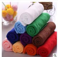 Wholesale 5PCS Microfiber Towel Car Cleaning Wash Clean Cloth X70cm