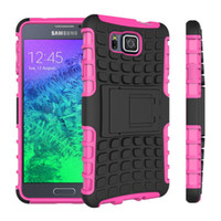 2 in 1 KickStand Impact Rugged Heavy Duty TPU+ PC Hybrid Shoc...