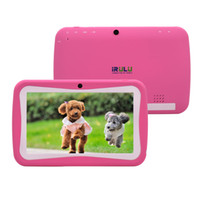 "Ship from USA! Lovely iRulu 7"" Android 4. 2 Capacitive T..."