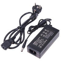 Wholesale DC12V A Power Supply Adapter Transformers US EU UK AU AC V input for LED light strip
