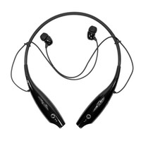 Cheap Whloesale High Quality Headset Bluetooth Headset for LG Tone HBS 730 Wireless Mobile Earphone Bluetooth Headset free shipping
