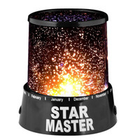 Wholesale Zorn Store christmas lamp cosmos stars laser LED projector Star Projector Lamp LED Night light lantern romantic gift