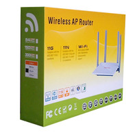 Cheap Promotional discounts 450mbps 2.4GHz wireless router wireless wi fi Free Shipping modem wifi adsl for phone Tablet PC EU english