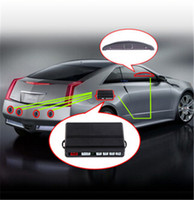 Wholesale Car LED Parking Sensor Assistance Reverse Backup Radar Monitor System Backlight Display Sensors color