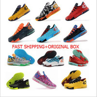Cheap Mid Cut KD mens basketball shoe Best Men Genuine Leather Mens Basketball Shoes