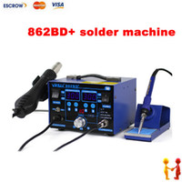 Cheap Hot Air YIHUA 862BD+ Mobile Phone Rework Station, Desoldering machine