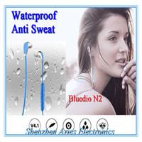 Cheap Bluedio N2 Best 4.1 bluetooth earphone