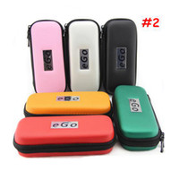 Cheap Electronic cigarette ego case Electronic Cigarette pouch bag e cig box for ce4 ce5 mt3 atomizer evod battery ego cigarette kit eGo Bag