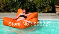 Wholesale extra large floating beanbag water floating bean bags POOL bean sofa cushion