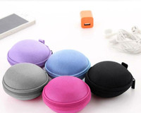 Cheap Best price Colorful Earbud Carrying Storage Bag Pouch Hard Case for Earphone Headphone USB cable Coin etc.