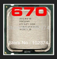 Wholesale P4 Original Desktop Intel Pentium Processor M Cache GHz MHz For LGA Cpu