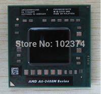 Wholesale AMD Quad Core A6 M Ghz Socket FS1 A6 M AM3400DDX43GX A6 Series notebook CPU PROCESSOR