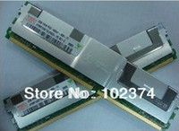Wholesale Server memory GB x GB DDR2 MHZ Fully Buffered GB FBD PC2 F FOR DELL M600 R5400 FOR IBM X3650 FOR HP DL380 G5 XW8400