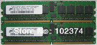 Wholesale Server memory GB x GB DDR2 MHZ PC2 REG ECC for HP DL385 G5P DL385 G2 DL385 G6 FOR IBM X3610 X3850M2 X3950M2