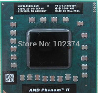 amd phenom notebook - AMD P940 Phenom II Quad Core Mobile Ghz Socket S1 HMP940SGR42GM Phenom II Quad Core Mobile P940 notebook CPU Processor