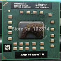 amd phenom notebook - P650 CPU Phenom II Dual Core Mobile AMD P650 Ghz Socket S1 pin HMP650SGR23GM AMD Phenom II Dual Core notebook Processor