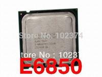 Wholesale E6850 Original Desktop Intel Core Duo Cpu E6850 GHz MB MHz For LGA and retail