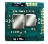 Wholesale Intel i3 M CPU notebook Core Processor i3 M M Cache GHz Intel i3 M CPU PPGA988 support HM55 QH57 chipset