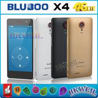 Bluboo X4 LTE 4G Cell Phones MTK6582 Quad Core 1. 3GHz 1GB RA...
