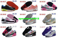 Wholesale Hot sell New brand Summer outing Women s s Max Running Shoes Pink Fashion sneakers men s Sport Shoes Good quality Drop shipping with box