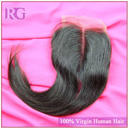 Indian virgin lace closure and Indian virgin hair extension Straight hair human hair weaves natural color 1b free shipping