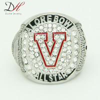 Wholesale All Stars V Championship Rings Super Men s Accessories Championship Rings Fans Favorite