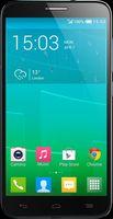 Pantalla de desbloqueo Alcatel One Touch Ídolo 2S 6050Y 5 'Android 4.3 Móvil 4G LTE Teléfono Qualcomm de 1.2GHz Quad Core FOTA a la versión Kitkat