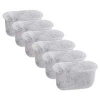 Wholesale 6pcs Replacement Charcoal Water Filters for Cuisinart Coffee Machine