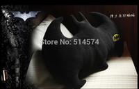 Cheap Wholesale The Dark Knight Rises Batman Pillow Animal Cartoon Plush Doll Toys 30'' Christmas Gift 10pcs Lot EMS Free Shipping