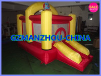 Wholesale The mini for children of the air this bed days nylon inflatable bouncer SIZE L W H