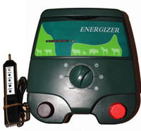 Wholesale 30KM Farm electric fence energizer Joule get one tester free