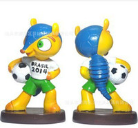 Wholesale Factory direct sales Brazil World Cup World Cup mascot mascot toys and gifts